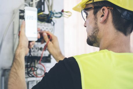 NPK Preglednik manj zahtevnih električnih in strelovodnih inštalacij