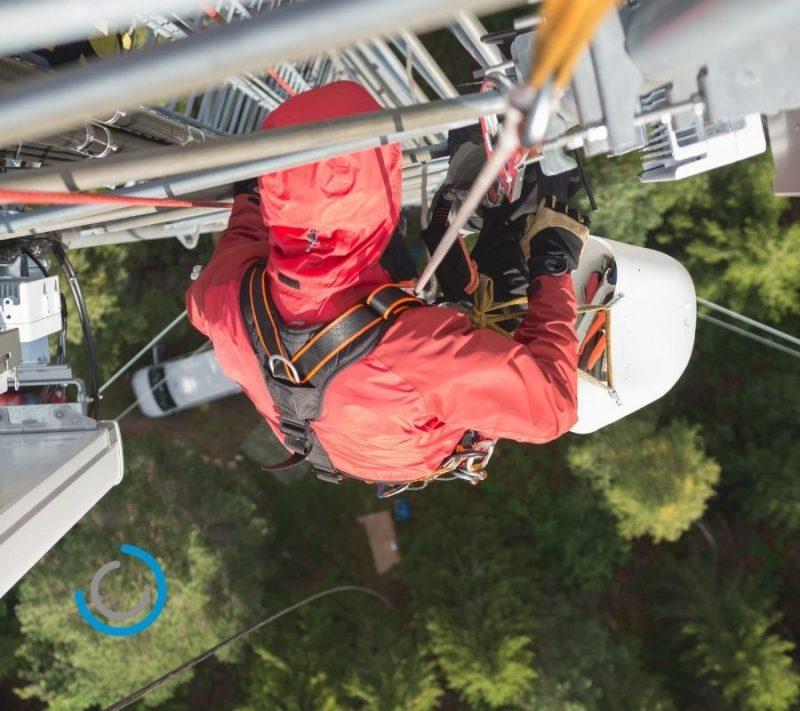 Usposabljanje za varno delo na višini