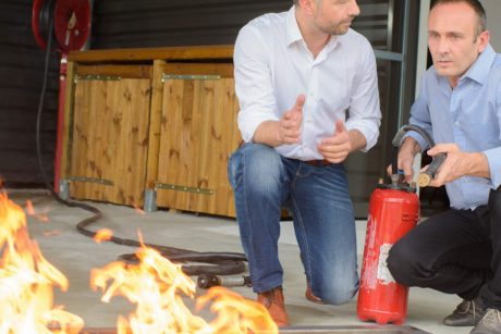 Priprave na strokovni izpit iz varstva pred požarom – VPP