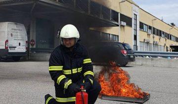 Seminar iz varstva pred požarom