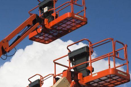 Usposabljanje za upravljalce dvižnih ploščadi