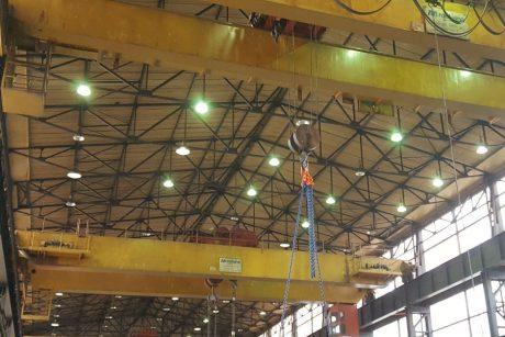 Usposabljanje za upravljalce mostnih dvigal
