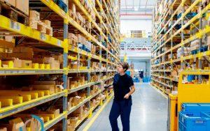 Usposabljanje odgovornih oseb za varnost skladiščnih regalov – PRSES