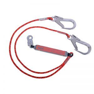 Varovalna vrv ABS z Y konektorjem in kompenzatorjem