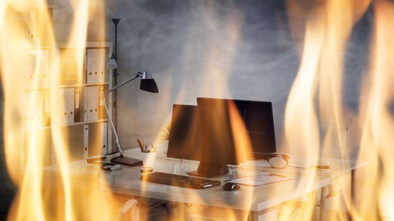 Nov Pravilnik o izdelavi ocen požarne ogroženosti