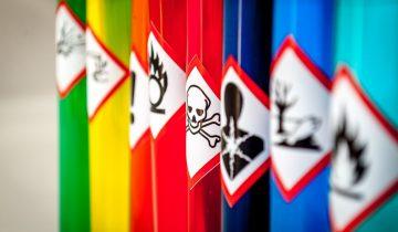 Novosti na področju kemikalij 2021