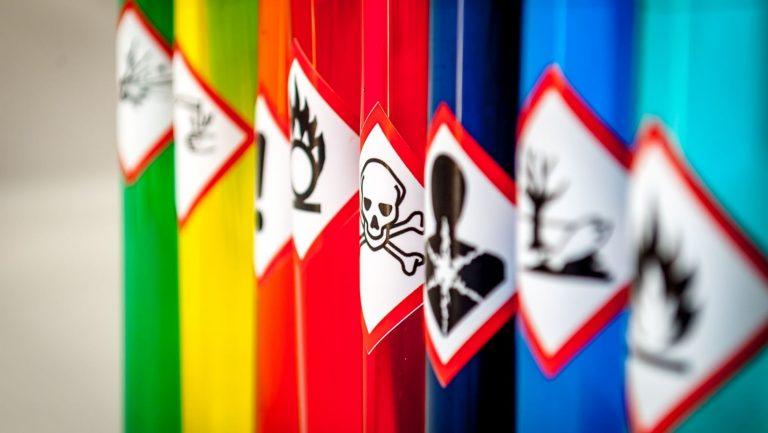 Novosti na področju kemikalij