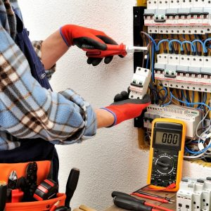 Električne meritve pri pregledih delovne opreme